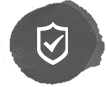 Safe and reliable icon